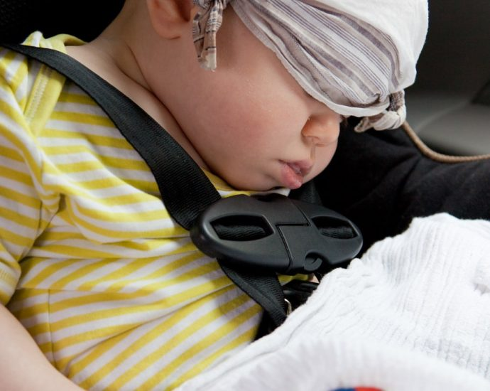 Czy kupić dla dziecka używany fotelik samochodowy?